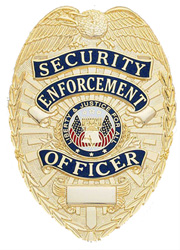Stock Security Badges